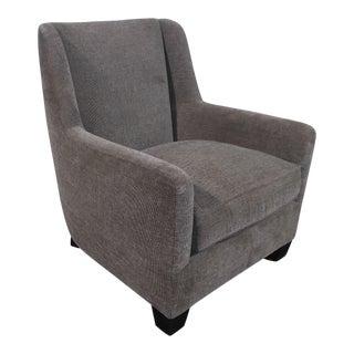 Custom Mid Century Design Lounge Chair For Sale