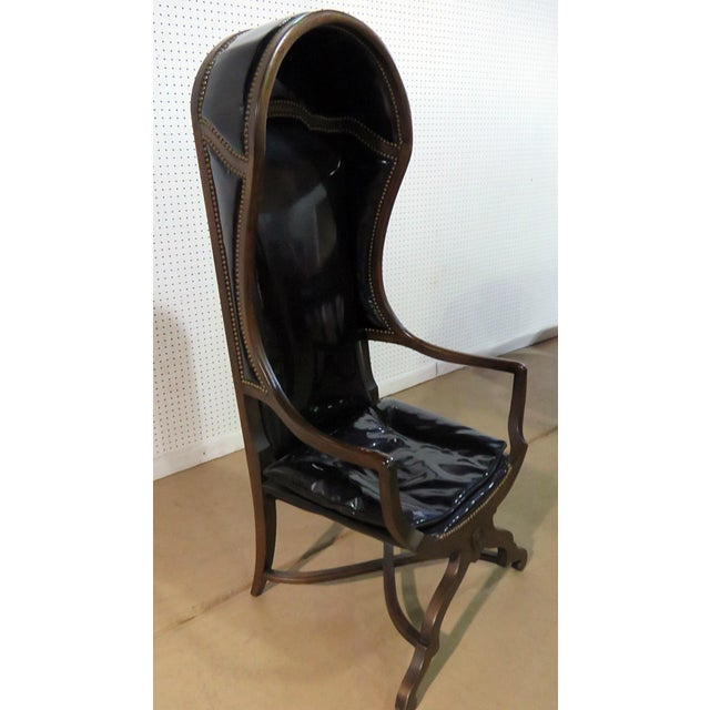Mid 20th Century Martins Industries Porters Chair For Sale - Image 5 of 10