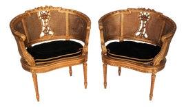 Image of Louis XVI Tub Chairs
