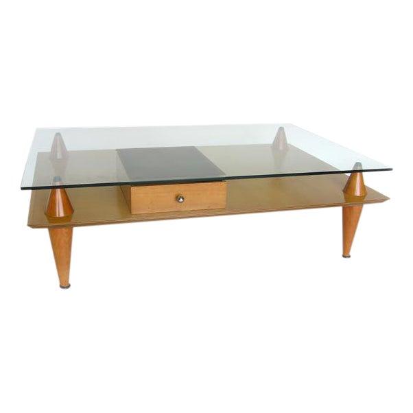 Santa & Cole Modern Coffee Table For Sale