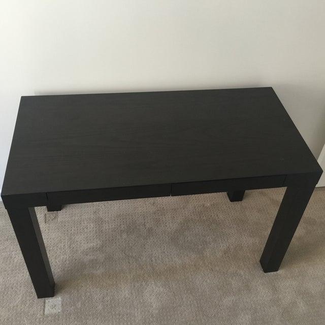 Solid Wood Desk by West Elm - Image 2 of 3