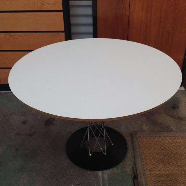 Noguchi Noguchi for Knoll Cyclone Dining Table For Sale - Image 4 of 7