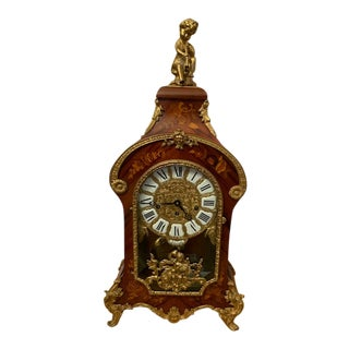 French Style Versailles Clock For Sale