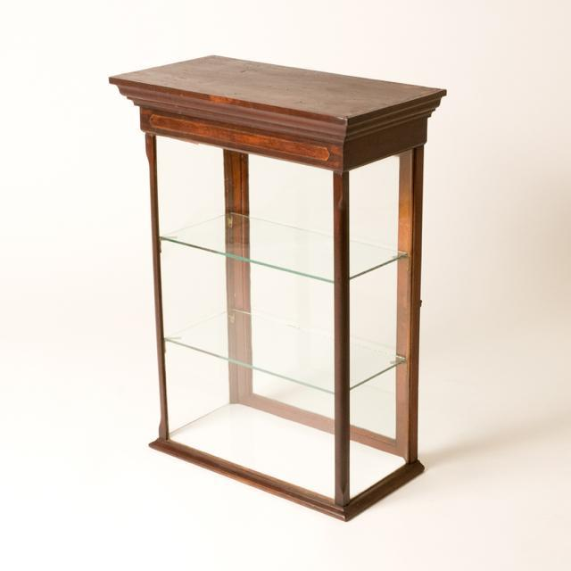 Late 19th Century Antique English Table Top Display Cabinet For Sale In Los Angeles - Image 6 of 6
