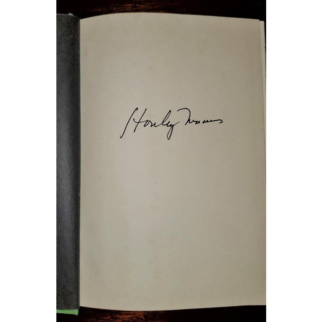 PRESENTING A SIGNED FIRST EDITION of 'Minding the Store' A Memoir by Stanley Marcus. Published by Little, Brown (1974)....