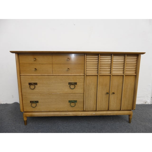 Mid-Century Danish Modern Buffet Sideboard - Image 2 of 11