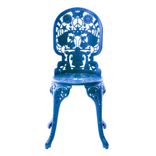 Seletti, Industry Chair, Indoor/Outdoor, Sky Blue, Studio Job, 2017 For Sale