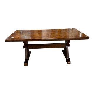 Theodore Alexander English Regency Dining Table For Sale