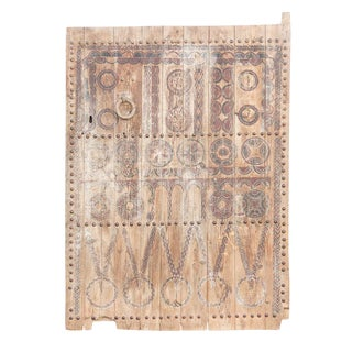 19th Century Tribal Moroccan Door For Sale
