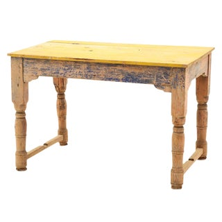 Farmhouse Spanish Table