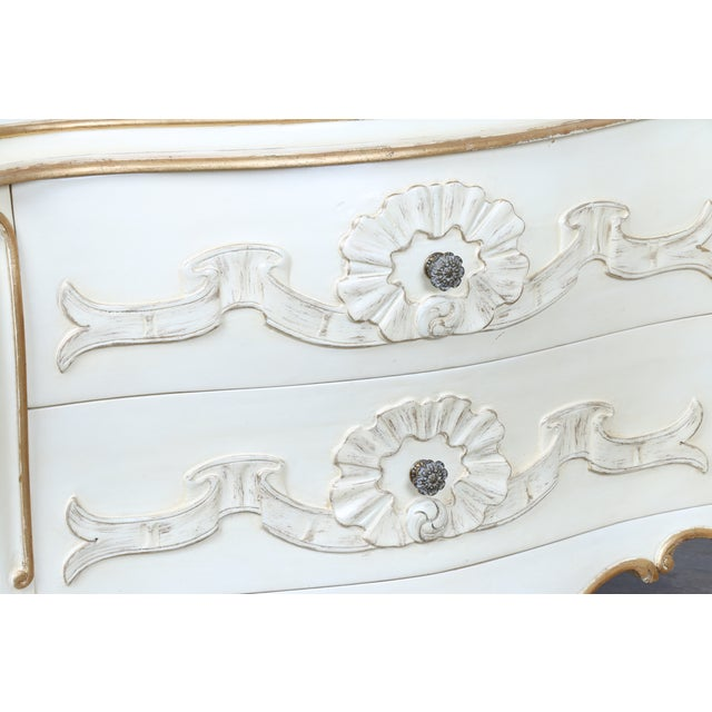 French Chest of Drawers - Pair - Image 6 of 11
