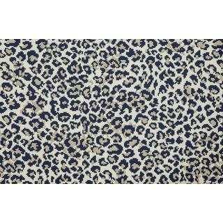 Stark Studio Rugs, Wildlife, Cobalt, 12' X 15' For Sale