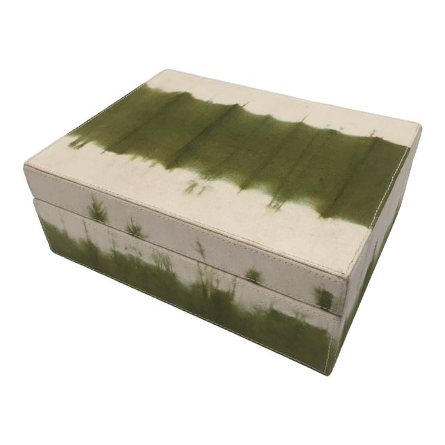 Jamie Young Tie Dye Box For Sale