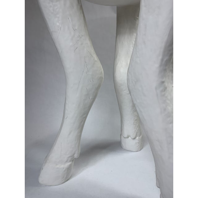 20th Century 3 Legged Hooves Side Table For Sale - Image 9 of 13