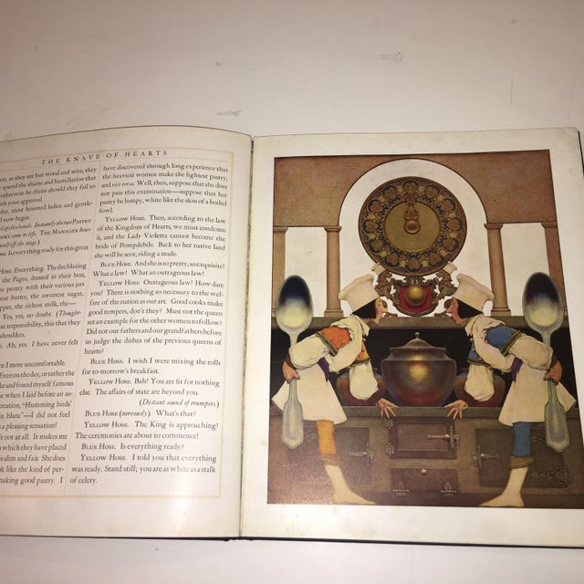 Paper 1st Ed 1925 the Knave of Hearts Maxfield Parrish For Sale - Image 7 of 11