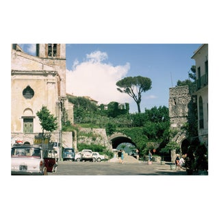 1960s Limited Edition Vintage Ravello Italy Photograph Print