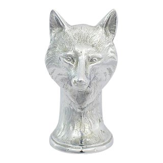 Fox Figural Bottle Opener