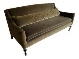 Image of Newly Made Velvet Sofas