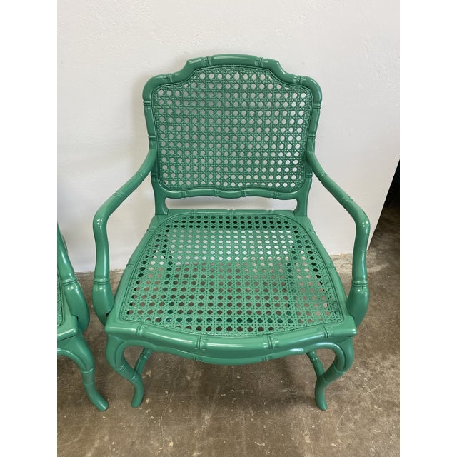These chairs are amazing! They have a nice wide seat. They look great as is or you could have seat cushions made. The...