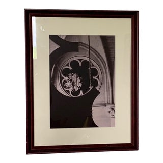 Cathedral Archival Giclée Print With Frame For Sale
