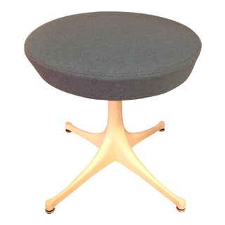George Nelson Pedestal Stool For Sale