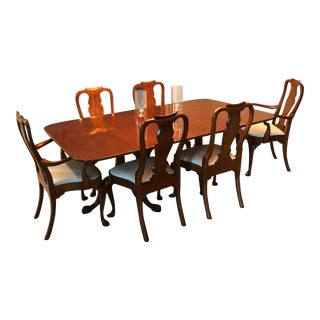 Henkel Harris Traditional Dining Room Set For Sale