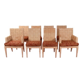 Donghia Dining Chairs- Set of 8 For Sale
