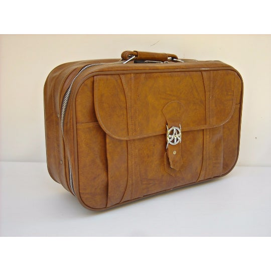 Mid-Century American Tourister Suitcase - Image 2 of 6