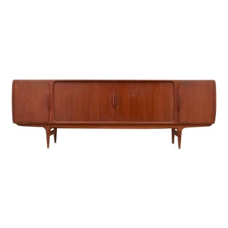 Credenza by Johannes Andersen, 1950s, Denmark For Sale