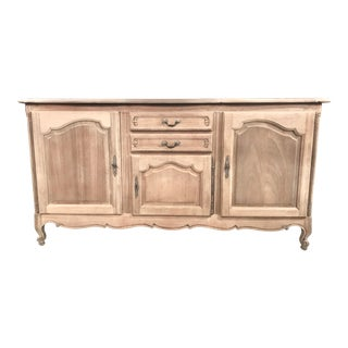 Louis XV French Enfilade Sideboard For Sale