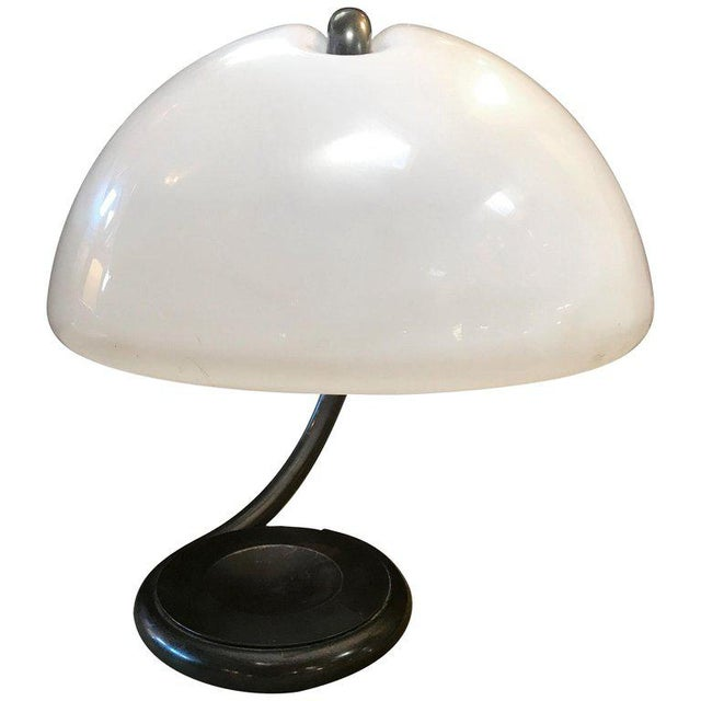 Elio Martinelli Table Lamp Mod. 599 Serpente Designed, 1965, Italy For Sale - Image 13 of 13