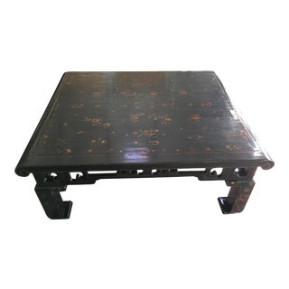 Rose Tarlow Chien Lung Coffee Table For Sale