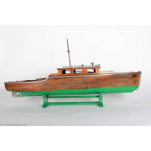 1940s Steam Powered Wooden Boat - Image 4 of 11