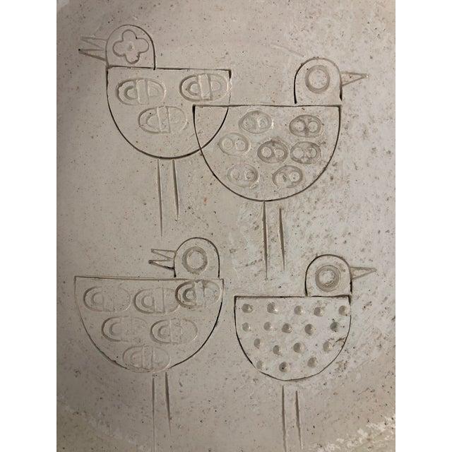 Mid-Century Modern Vintage Mid-Century Modern Italian Ceramic Ashtray by Aldo Londi-Bitossi For Sale - Image 3 of 13