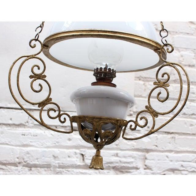 Antique Italian Lantern For Sale - Image 5 of 5