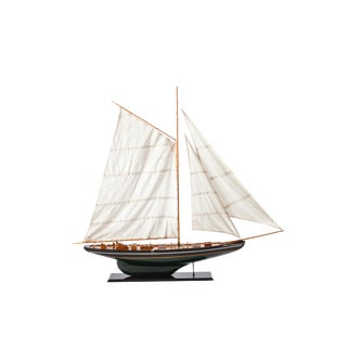 Large-Scale Pond Yacht Model For Sale