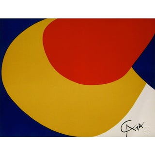 Alexander Calder Convection (Flying Colors Collection) 1974 For Sale