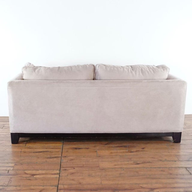 Bauhaus Modern Bauhaus Upholstered Sofa For Sale - Image 4 of 6