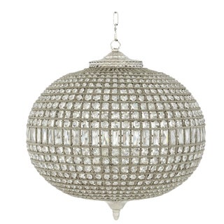 Kasbah Crystal Chandelier, Large For Sale