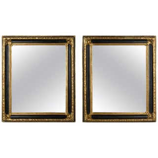 Pair of 19th Century Continental Mirrors For Sale