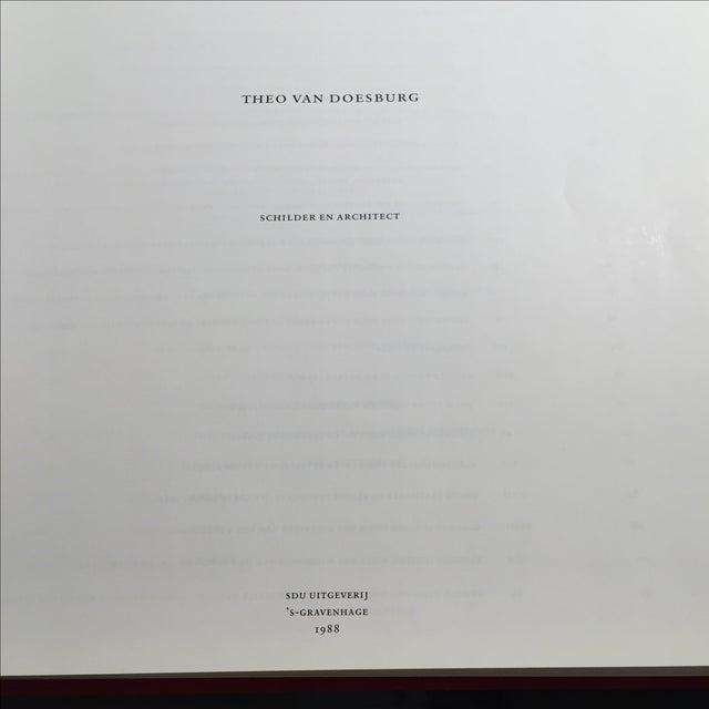 Theo Van Doesburg Peintre Et Architecte Book - Image 3 of 7