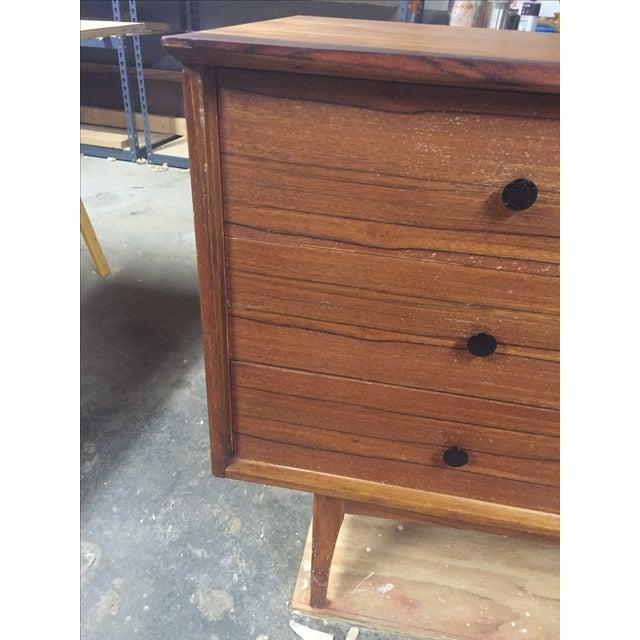 Mid-Century Mahogany Lane Dresser - Image 7 of 8