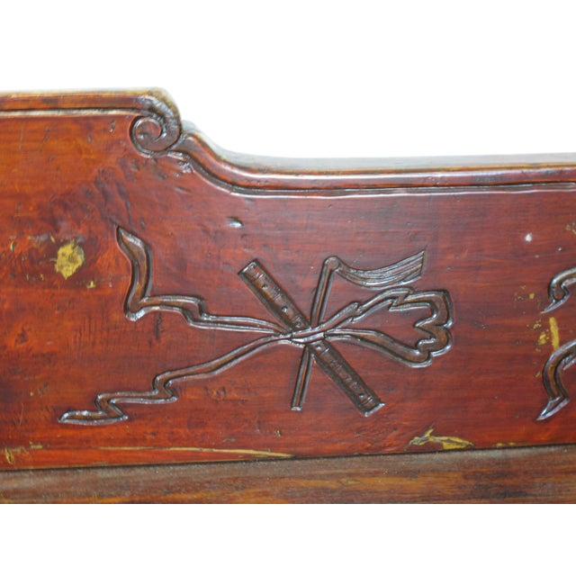 1900s Antique Chinese Daybed For Sale In Boston - Image 6 of 13