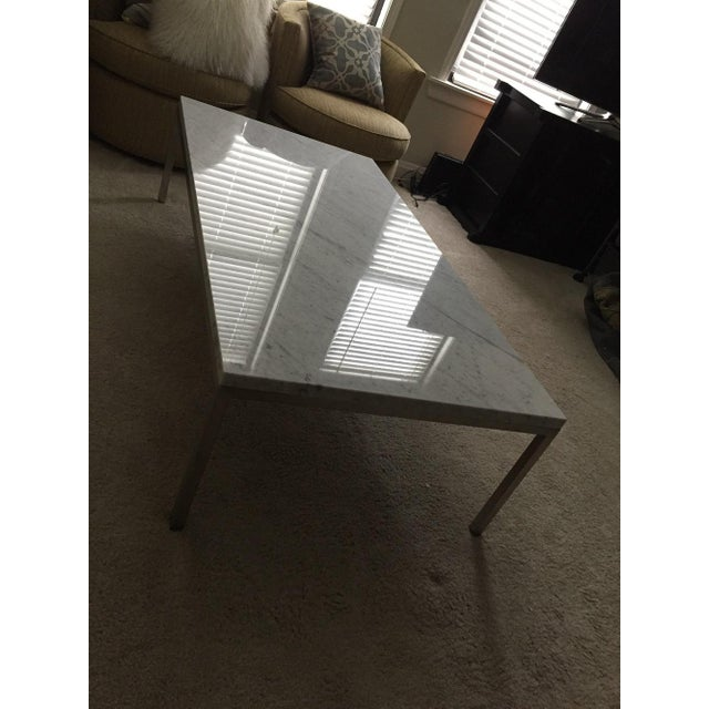 Room & Board Portica Custom Marble Coffee Table - Image 10 of 10