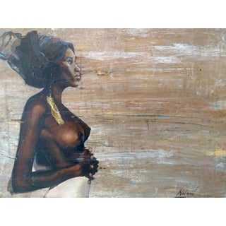 """A Simple Grace"", Painting by Noland Anderson For Sale"