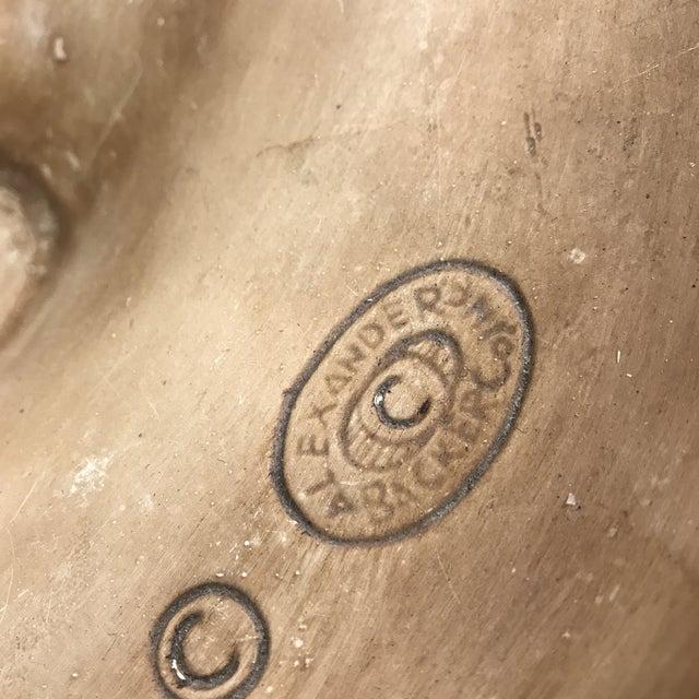 Alexander Backer Co. Cherubic Figurine - Image 8 of 9