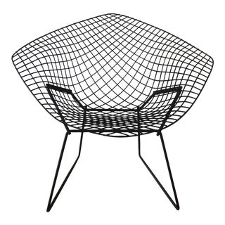 "Mid-Century Harry Bertroia-Designed ""Diamond Chair"" for Knoll For Sale"