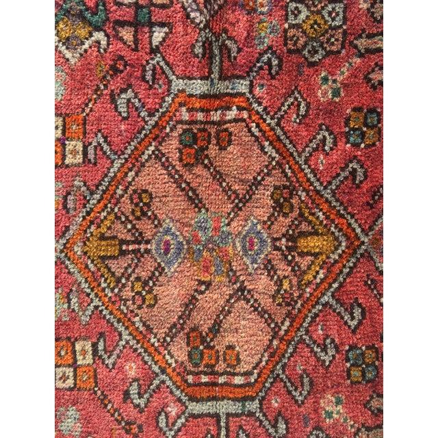 """Vintage Persian Karajeh Runner - 2'7"""" X 8'7"""" - Image 4 of 11"""