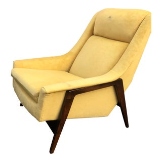 1960s Danish Modern Dux Lounge Chair For Sale