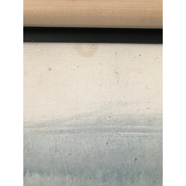 Signed Gino Hollander Original Acrylic Painting - Image 7 of 11